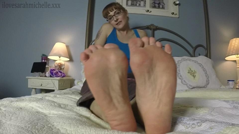 [Full HD] Sarah Michelle Jerk It To My Feet Sarah Michelle - ManyVids-00:07:42   Foot Worship,Foot Fetish,POV Foot Worship,Feet,Masturbation Encouragement - 448,7 MB