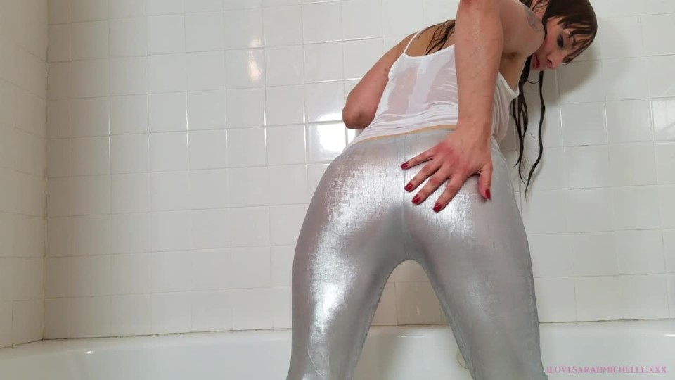 [HD] Sarah Michelle Wet And Shiny Sarah Michelle - ManyVids-00:08:34 | Shower,Shower Scenes,Wet &Amp;Amp; Messy,Wet Look,Wet T-Shirt - 376,4 MB