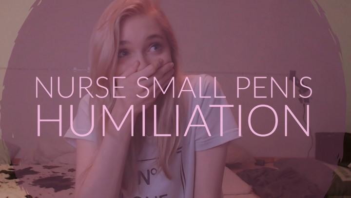 [Full HD] Scarletloveu Nurse Small Penis Humiliation Custom Scarletloveu - ManyVids-00:10:15 | Dirty Talking, Nurse Play, Small Dicks, Small Testicle Humiliation, Small Tits - 1,3 GB