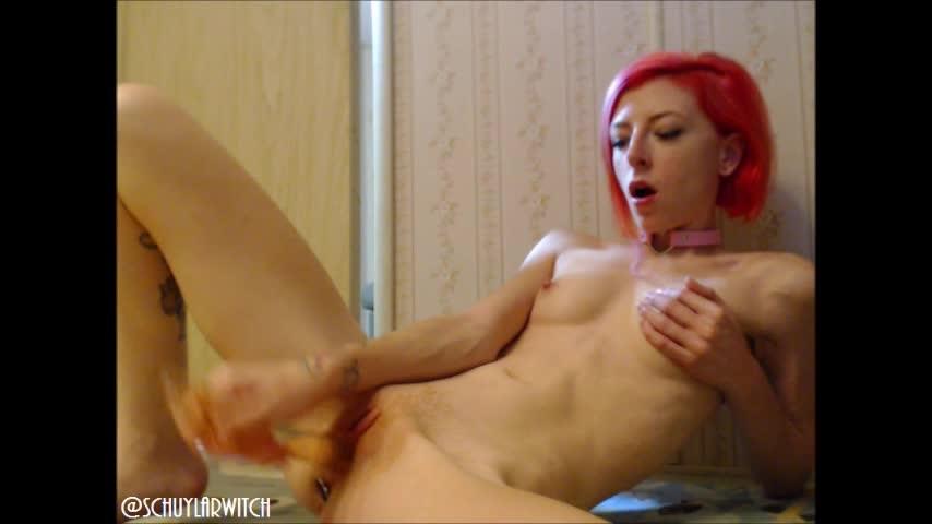 [SD] SchuylarWitch Pinky Pre Shower Play SchuylarWitch - ManyVids-00:10:43 | Shower, Masturbation, Teens, Butt Plug, Black Cock - 295,2 MB