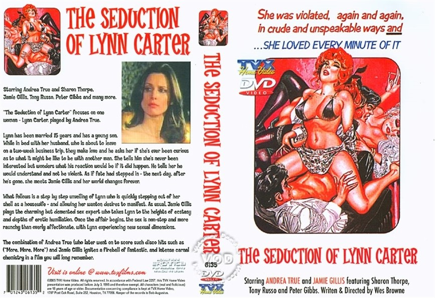 [SD] Seduction Of Lynn Carter, The Vip-Pussy.Com Andrea True, Jamie Gillis, Sharon Thorpe, Tony Russo, Peter Gibbs - Alpha Blue Archives-01:15:25 | Couples, Feature - 1,2 GB