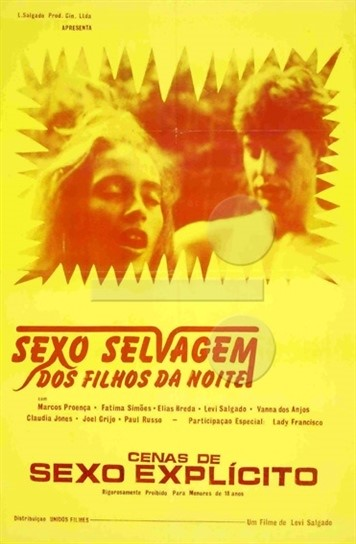 [SD] Sexo Selvagem Dos Filhos Da Noite Vip-Pussy.Com Mix - SiteRip-01:02:51   Feature, Classic - 541,7 MB