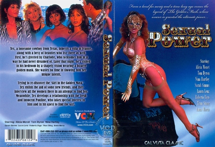 [SD] Sexual Power Vip-Pussy.Com Alicia Monet, Anna Maria, Laura Lenz, Nina Hartley, Roberto Bigo, Sarah Simms, Titus Sting, Tom Byron - Metro /-01:19:25   Feature, Classic, Straight - 931,5 MB