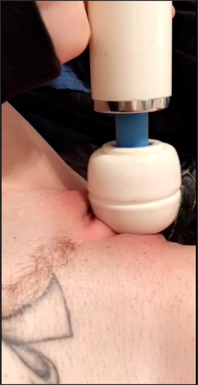 [SD] Snowxwhite Super Quick Up Close Cum With Bbc Dildo Snowxwhite - Manyvids-00:04:00 | Size - 67,6 MB