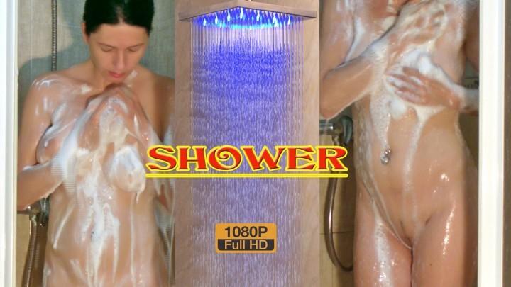 [Full HD] Spaingirl Shower Spaingirl - ManyVids-00:03:43 | Shower Scenes, Shower, Erotic Nude, Wet Look, Bubbles - 577,5 MB