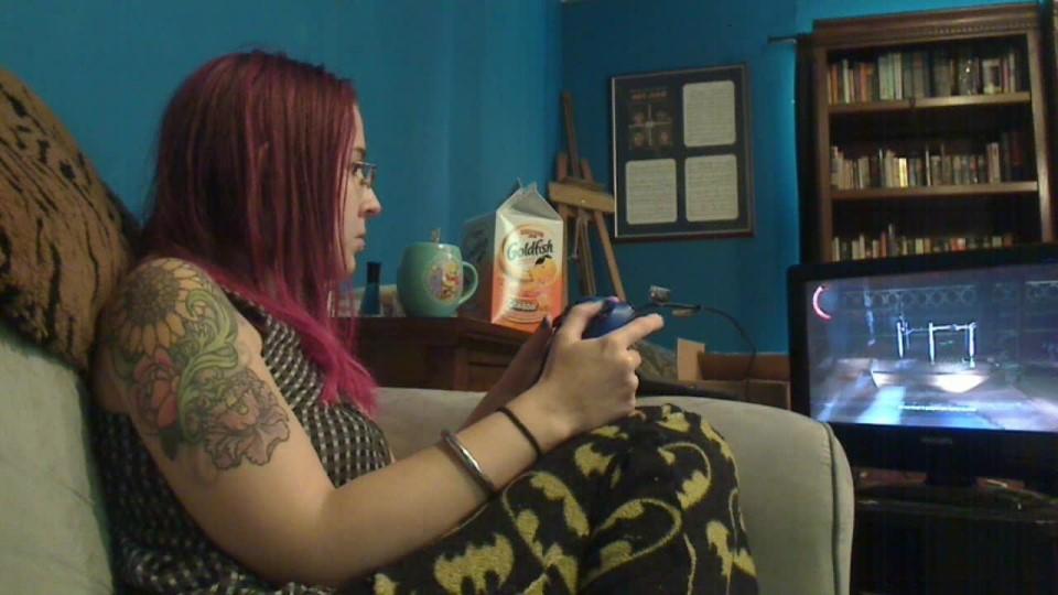 [HD] Sparrowsummers Gamer Girl Ignore SparrowSummers - ManyVids-00:15:43 | Ignore, Gamer Girl, Femdom, Voyeur - 362,3 MB