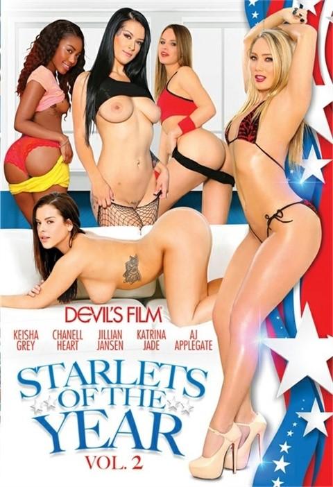 [LQ] Starlets Of The Year 2 AJ ApplegateChanell HeartJillian JansonKeisha GreyKatrina Jade - Devil'S Film-02:14:19 | Gonzo, Compilation - 1,3 GB