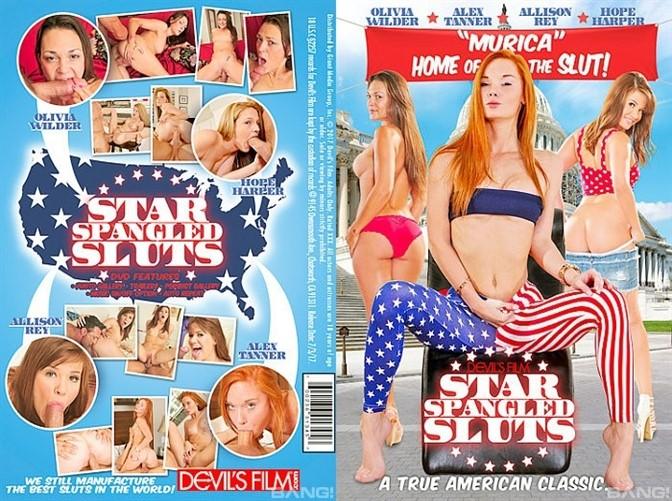 [SD] Starspangled Sluts Alex Tanner,Alison Rey,Hope Harper,Olivia Wilder - Devil's Films-02:03:25 | Blonde, Brunette, 18+ Teen, Foot Fetish, Facial Cumshot - 1,4 GB