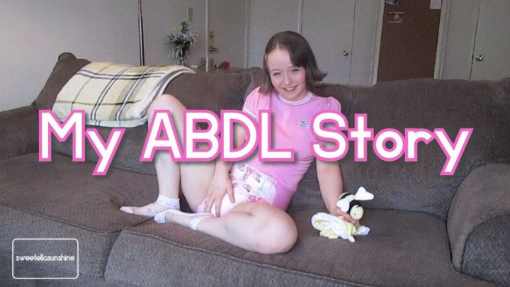 [HD] Sweetellasunshine How I Got Into Abdl Ella Raine - ManyVids-00:08:31 | Adult Babies, Age Play, Age Regression, Diaper, Diaper Fetish - 742,8 MB