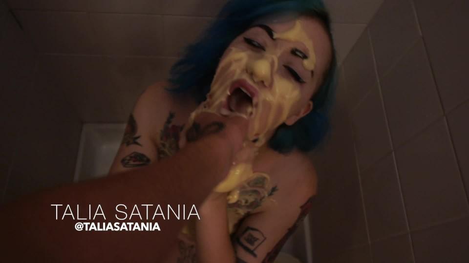 [Full HD] Talia Satania A Sweet Shower Talia Satania - ManyVids-00:05:56 | Bathtub Fetish, Curvy, Eating, Wet &Amp;Amp; Messy - 559,1 MB