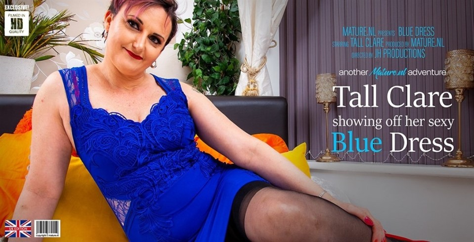 [Full HD] Tall Clare Want To Undress Me Of My Sexy Blue Dress Tall Clare (EU) (49) - SiteRip-00:22:39 | Shaved, Solo, Masturbation, Toys - 1,1 GB