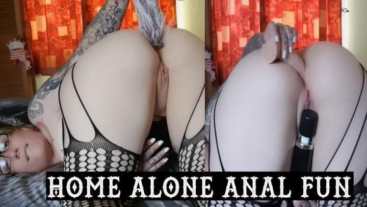 [Full HD] Tattooedmilfymama Hd Home Alone Anal And Hitachi TattooedMilfyMama - ManyVids-00:16:20 | Anal, Anal Play, Bodystockings, Hitachi, Toys - 1,4 GB
