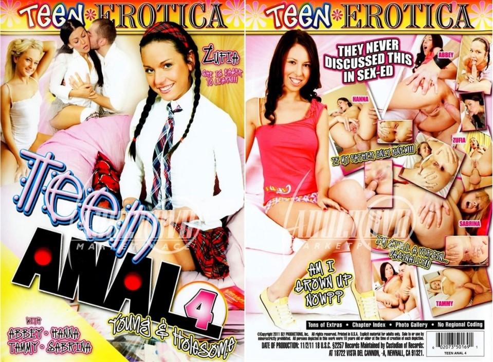 [SD] Teen Anal4 Abbey, Hanna, Sabrina, Tammy, Zufia - Teen Erotica-02:05:16 | Anal, All Sex, Teen - 1,4 GB