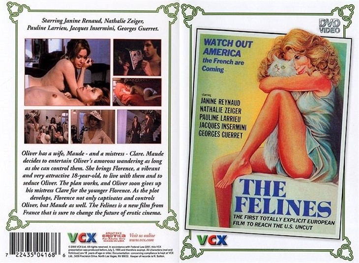 [SD] The Felines Vip-Pussy.Com Mix - VCX-01:17:54   All Sex, Anal Sex, Blowjob, Feature - 745,4 MB