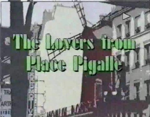 The Lovers From Place Pigalle