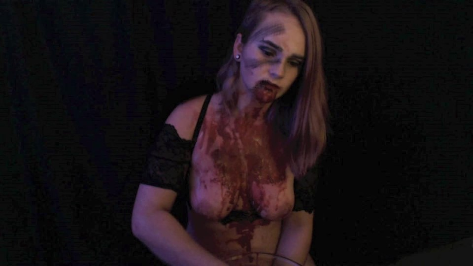 [HD] Victoria Winters Succubus Eating Souls Of The Damned Victoria Winters - ManyVids-00:07:43 | Food, Big Boobs, Halloween, Blonde - 568,9 MB