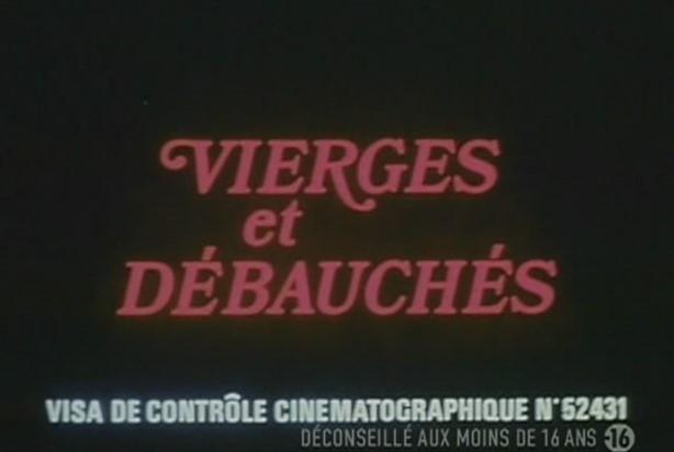 [LQ] Vierges Et Débauchées Vip-Pussy.Com Brigitte Verbecq,Cathy Stewart, Nadine Roussial,Sophie Guers Plays Rita - SiteRip-01:18:55 | All Sex - 700,6 MB
