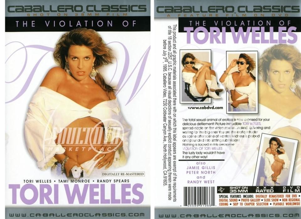 [SD] Violation Of Tori Welles Vip-Pussy.Com Tami Monroe, Tori Welles, Jamie Gillis, Peter North, Randy Spears, Randy West - Caballero Home Video-01:12:46 | Hardcore, Lesbian, Straight - 645,5 MB