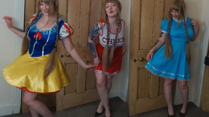 [HD] Xxcurvycleoxx Costume Party XXCurvyCleoXx - ManyVids-00:14:15 | 18 &Amp;Amp; 19 Yrs Old, Big Boobs, Blonde, Cosplay, High Heels - 360,7 MB
