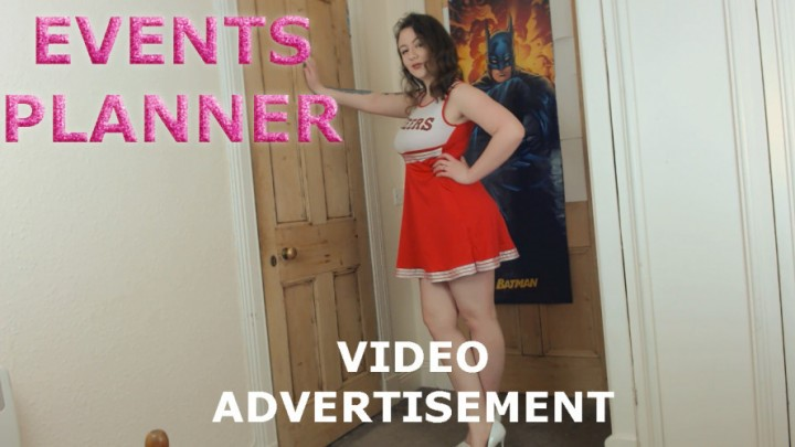 [HD] Xxcurvycleoxx Events Planner Video Ad XXCurvyCleoXx - ManyVids-00:03:22 | Cheerleaders, Costume, High Heels, Non-Nude, Role Play - 820,7 MB