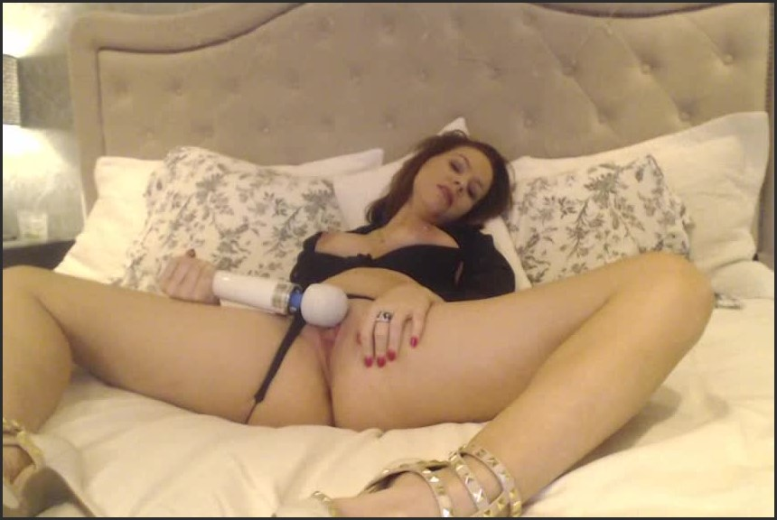 [SD] Yourstruly Cumming Hard Using My Hitachi YoursTruly - Manyvids-00:13:33 | Size - 287,5 MB