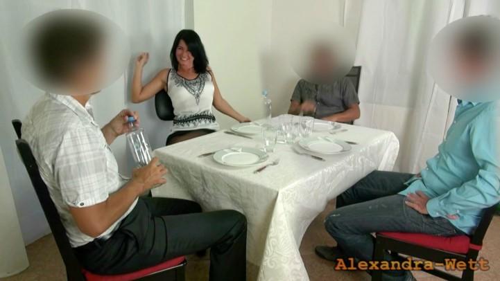 [HD] Alexandra Wett All Colleagues Cocks Blown Off Alexandra Wett - ManyVids-00:07:31 | Blow Jobs,Group Sex,Cumshots,Public Blowjob,Big Dicks - 222,1 MB