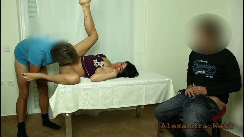 [HD] Alexandra Wett Foreign Sperm Delicious Cleans My Used F Alexandra Wett - ManyVids-00:05:21   Cuckolding,Licking,Fucking,Anal,Cumshots - 196,1 MB