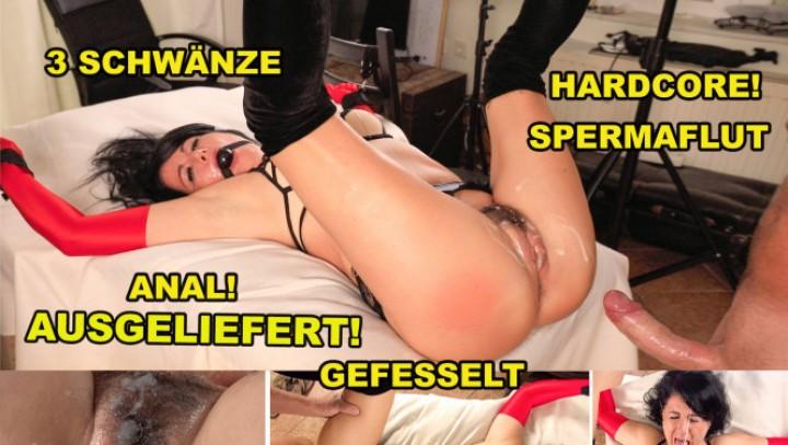 [Full HD] Alexandra Wett Tied Up Gagged Anal Whore Fucked Alexandra Wett - ManyVids-00:07:05 | Anal,Ballgagged,Gangbangs,Cumshots,Big Dicks - 523,8 MB