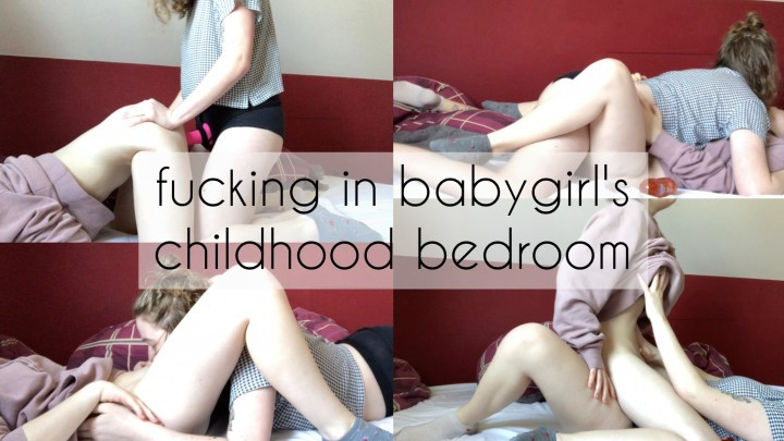 [Full HD] Alliexrobin Fucking In Babygirls Chi--Hood Bedroom AlliexRobin - ManyVids-00:33:04 | BDSM, Crying, Face Slapping, Pussy Eating, Strap-On - 1,6 GB