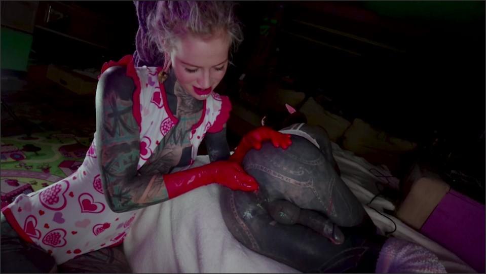 [Full HD] Anuskatzz Tattoo Couple Latex Gloves Anal Fisting Anuskatzz - ManyVids-00:15:44 | Anal Play, BDSM, Fisting, Latex, Trans - 2,2 GB