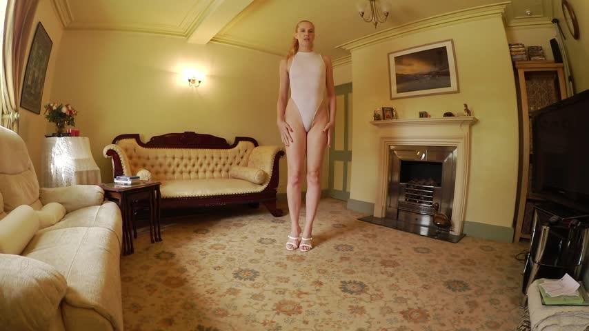 [Full HD] Ariel Anderssen Spanked For Wearing Sheer Thong Leotard Ariel Anderssen - ManyVids-00:11:38   Spanking, Humiliation, Leotard Fetish, High Heels, Thong Fetish - 693,6 MB