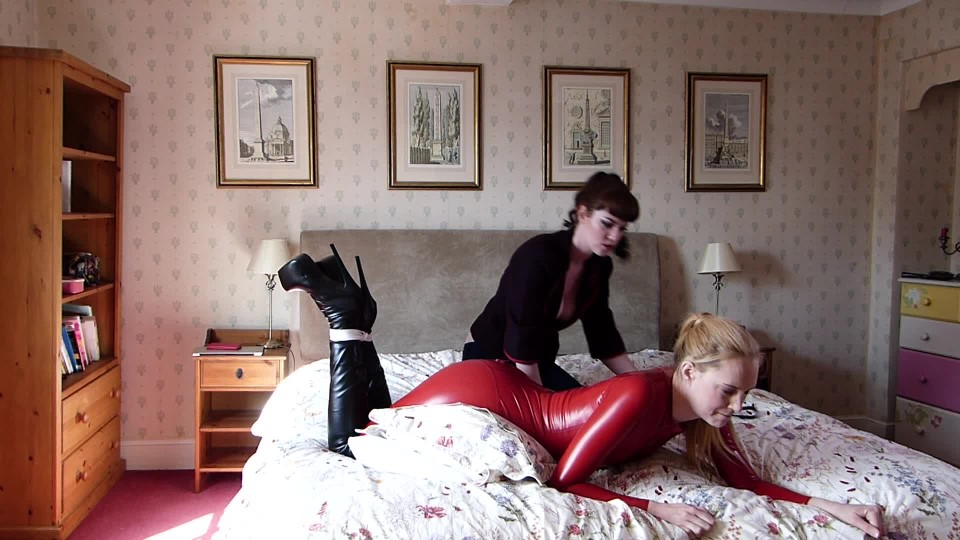 [Full HD] ariel anderssen strapped and spanked in my catsuit Ariel Anderssen - ManyVids-00:25:05   Latex, Corporal Punishment, Spanking, Spanking F/F, Bondage - 1,5 GB
