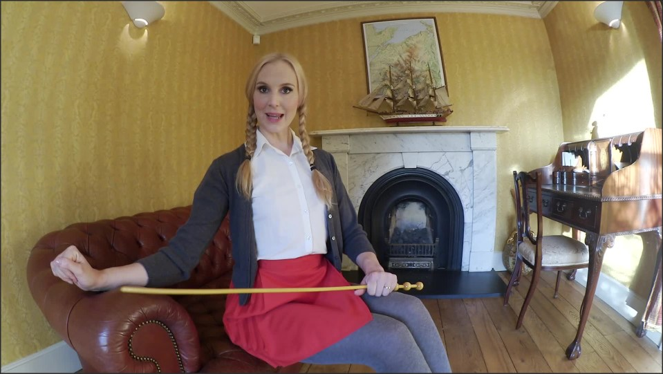 [Full HD] Ariel Anderssen Wicked Headgirl Is Going To Punish You Ariel Anderssen - ManyVids-00:11:51 | Scolding, Corporal Punishment, Caning, Humiliation, Female Domination - 707,1 MB