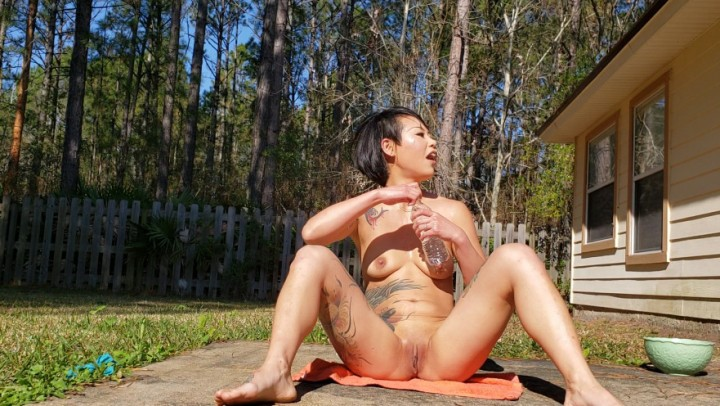 [Full HD] beccapanda korean outdoor workout crazy squirt Beccapanda - ManyVids-00:09:43 | Asian, Fitness, Squirt, Workout/Gym, Public Outdoor - 1,8 GB
