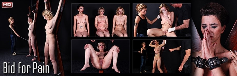 [HD] Bid For Pain Mix - Mood-Pictures-00:47:24   Whipping, Caning, Punishment, Torture, Spanking - 801,1 MB