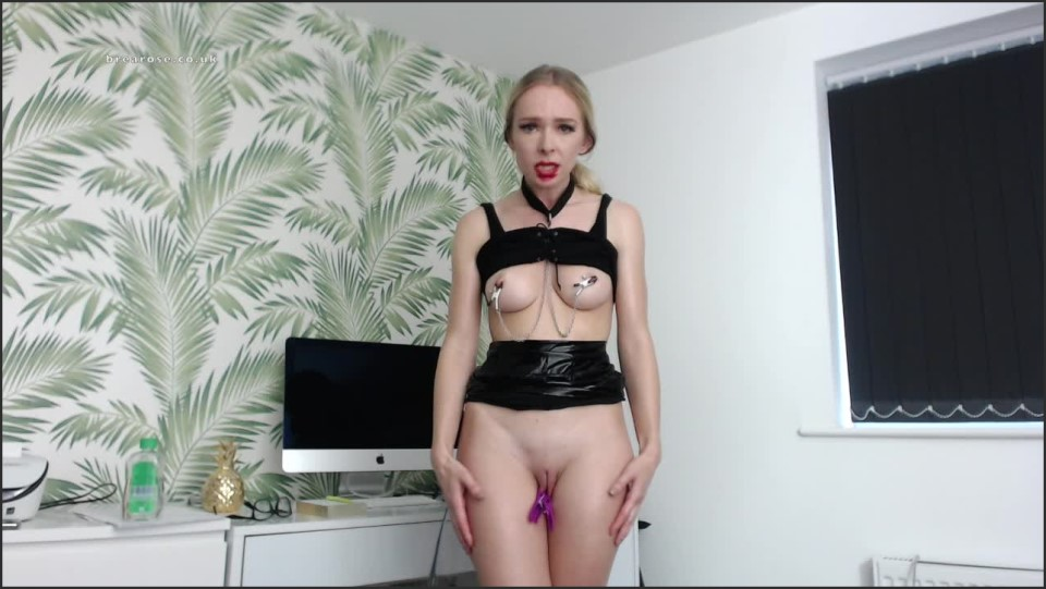 [HD] Brea Rose Rules Of Conduct Brea Rose - ManyVids-00:41:15 | Humiliation, Oil, Pussy Slapping, Spit Fetish, Submissive Sluts - 3,5 GB