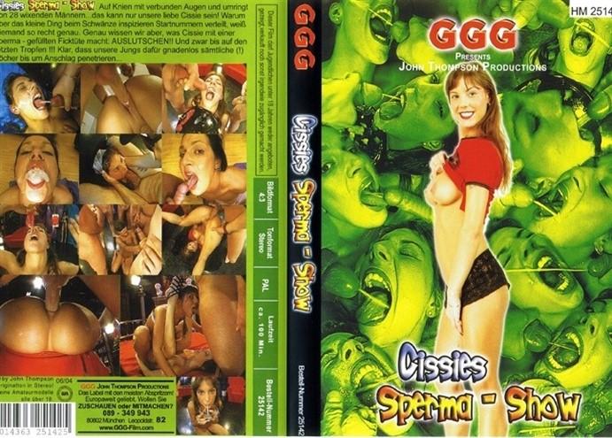 [SD] Cissies Sperma Show. John Tompson Mix - GGG-01:17:09   Gruppensex, Sperma, Bukkake, Oral - 699,1 MB