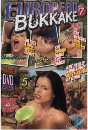 [SD] European Bukkake 7 Carolina, Cory Baby As Christina, Lisa - Sunshine Films-01:15:29 | Anal, Bukkake, Blowjobs, All Sex - 689,1 MB