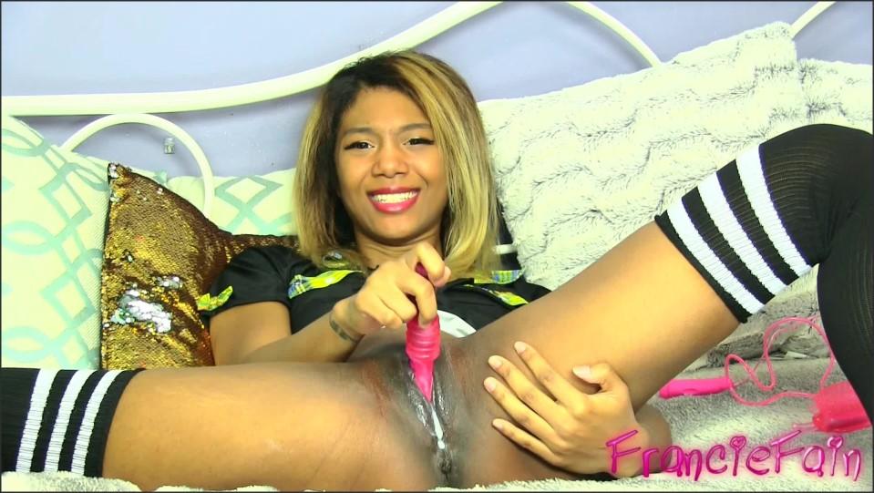 [Full HD] Franciefain Naughty School Girl Creamy Clit Tickler FrancieFain - ManyVids-00:14:32   Blonde, Creamy, Dildo Fucking, School Girl, Vibrator - 971,5 MB