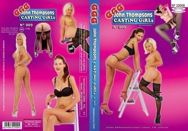 [SD] GGG Casting Girls 9 German Goo Girls - GGG-01:30:05 | Anal, All Sex, Orak, Bukkake - 1 GB