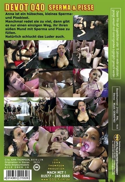 [LQ] GGG Devot Sperma &Amp; P--E 40 Anna, Mini Hotcore - GGG-01:13:39 | All Sex, Gang Bang, Group, Hardcore, Pissing, Bukkake, Gonzo - 1,5 GB