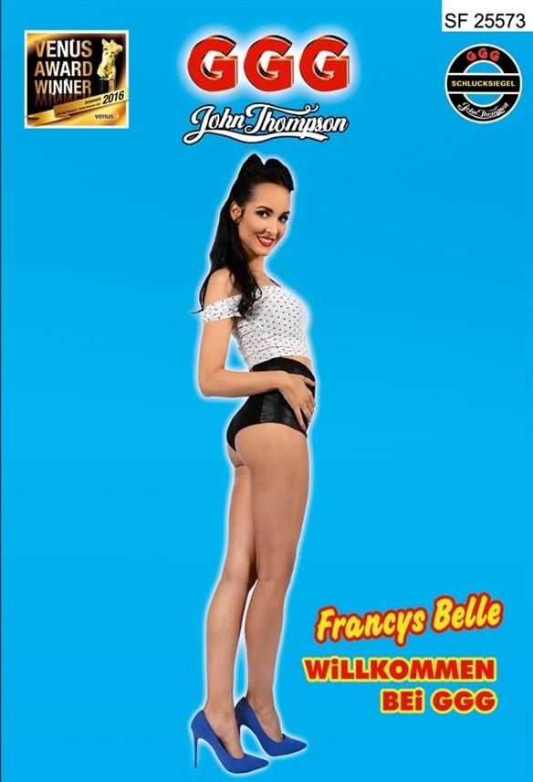 [Full HD] GGG Francys Belle Welcome To GGG RD6.08.2017 Francys Belle - GGG-01:17:01 | Blowbang, Anal, Gangbang, DP, Bukkake, Swallow - 2,3 GB