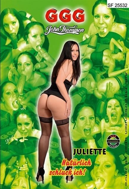 [SD] GGG Juliette Natuerlich Schluck Ich Juliette - GGG-01:12:06 | Interracial, Cum Swapping, Bukkake, Group, Cumshot - 887,5 MB