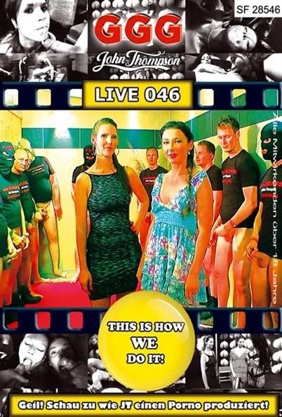 [HD] GGG Live 046 Julie, Elise, Anna - GGG-01:22:33 | Bukkake, Group - 1,6 GB