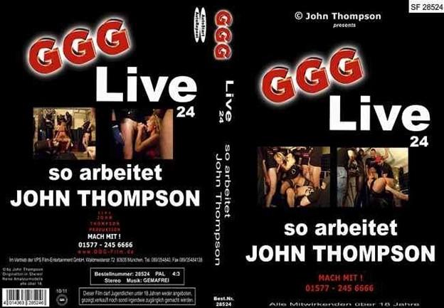 GGG Live 24 So Arbeitet John Thompson