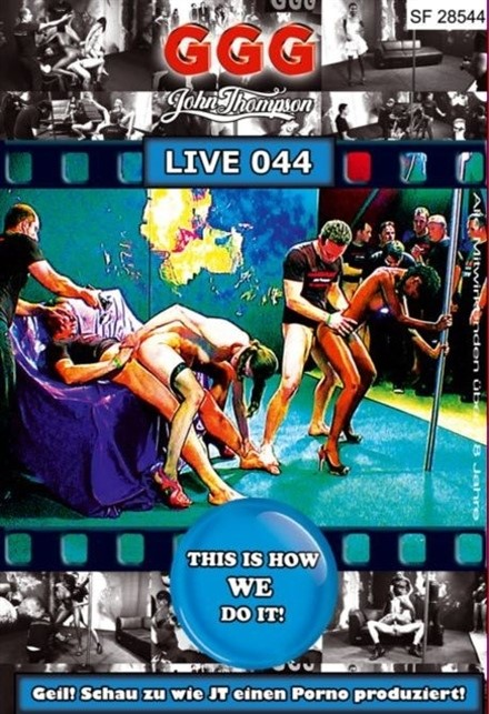 [SD] GGG Live 44 Zara, Karen, Aymie, Connie. - GGG-01:16:59 | Group Sex, Amateur, Black, Masturbation, Bukkake, Stockings, Behind The Scenes - 950,8 MB