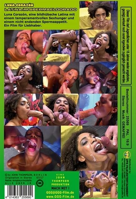 [HD] GGG Luna Corazón Latina im Sperma Eldorado Mix - GGG-01:16:04 | Brazil, Bukkake, FacialCumshot, Black, Group, Blowjob - 1,5 GB
