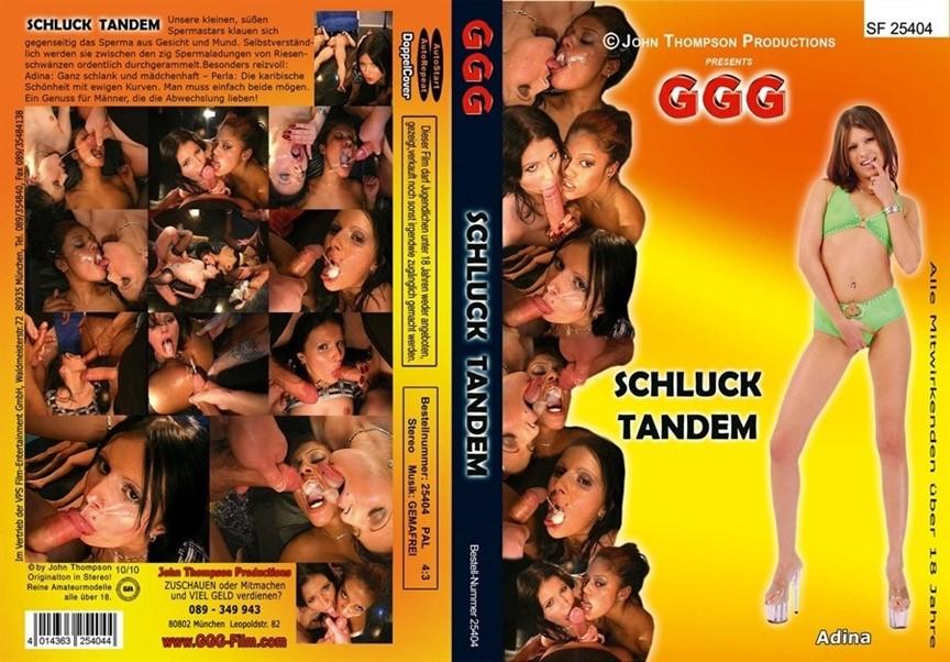 [SD] GGG Schluck Tandem Adina, Perla - GGG-01:19:31 | Gang Bang, Hardcore, Bukkake, All Sex - 799,8 MB