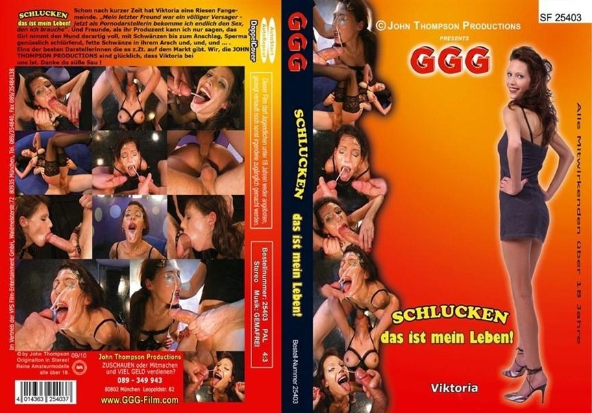 [SD] GGG Schlucken Das Ist Mein Leben Viktoria - GGG-01:13:19 | All Sex, Oral, Cumshots, Anal - 747,5 MB