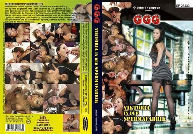 [LQ] GGG Viktoria In Der Spermafabrik Viktoria - GGG-01:19:08 | All Sex, Hardcore, Cumshot, Bukkake - 697,7 MB